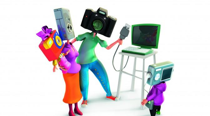 Famiglia digitale